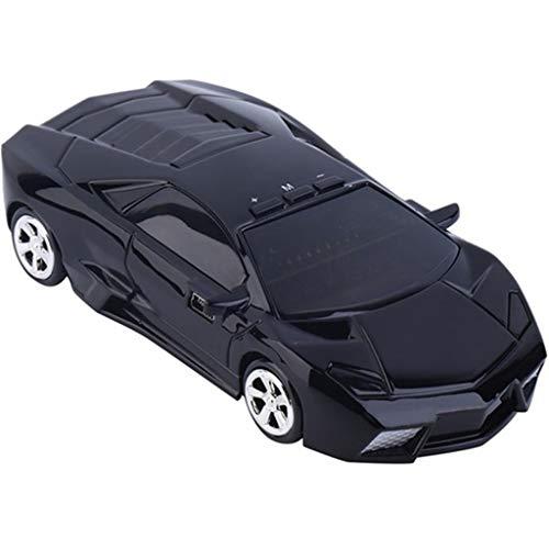 Jarredly Wagen Radarwarner, LED-Anzeige Für GPS-Geschwindigkeitsmessung, Sprachalarmfunktion, Bewegungsmelder Für Stadt Und Autobahn