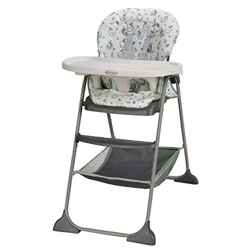 folding high chair for baby