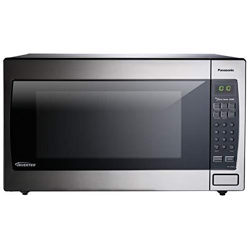 1. Panasonic NN-SN966S 2.2 Cu.Ft. 1250W Microwave Oven