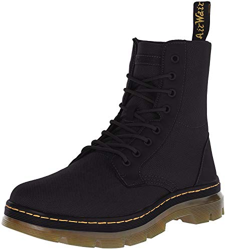 Dr. Martens Men's Combs Nylon Combat Boot