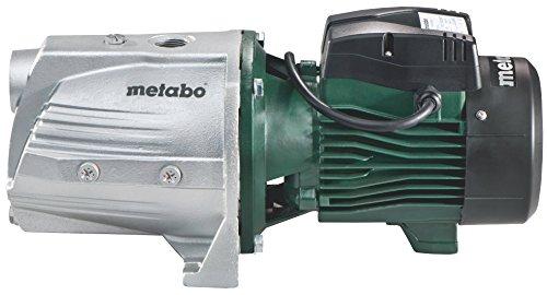 Metabo Gartenpumpe P 9000 G (600967000) Karton, Nennaufnahmeleistung: 1900 W, Max. Fördermenge: 9000 l/h, Max. Förderhöhe: 51 m