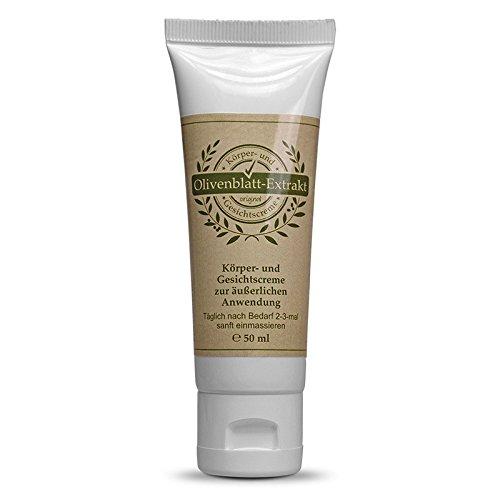 OLIVENBLATT-Extrakt Creme Tube 50 ml Creme