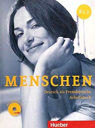 Menschen B1/1. Arbeitsbuch. Per le Scuole superiori. Con CD Audio. Con espansione online: MENSCHEN B