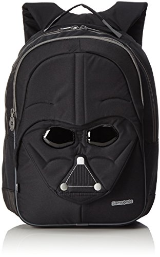 Disney Star Wars Ultimate M Mochila Infantil, 20 litros, Color Negro