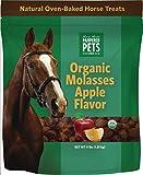 Pampered Pets USA Mélasse organique pour pomme et cheval 4,5 kg