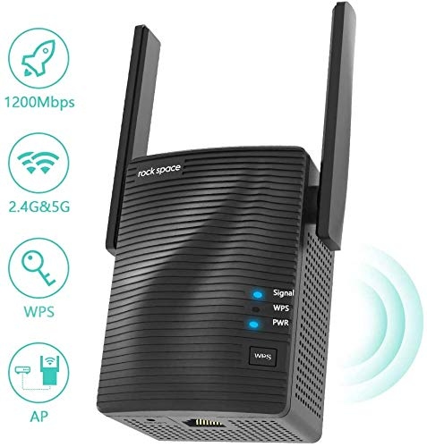 Amplificador Señal WiFi - Amplificador WiFi 5G & 2.4G, Repetidor WiFi...