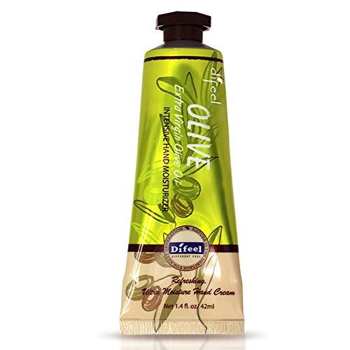 Difeel Hand Cream Olive Oil 1.5 ounce (6-Pack)