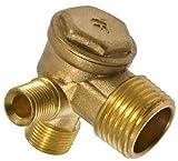 5140186-73 / E101362 Air Compressor Check Valve Genuine OEM for Craftsman Husky Porter Cable