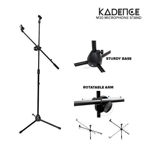 Kadence dual Microphone Stand