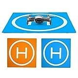 PGYTECH Portable Foldable Landing Pad for DJI Mavic Air 2S/Mini SE/FPV Drone/Mavic 2 /Tello/FIMI/Autel Drone Quadcopter Parts Drone Accessories