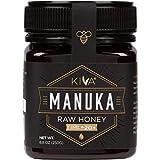 Kiva Raw Manuka Honey, Certified UMF 20+ (MGO 850+) - New Zealand (8.8 oz)