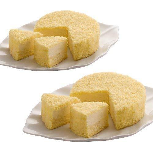 LeTAO(ルタオ) チーズケーキ 食べ比べセット ドゥーブルフロマージュ 2個セット 4号サイズ(直径12cm) × 2個...