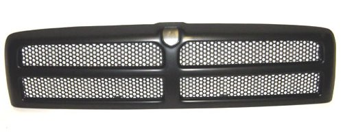 OE Replacement Dodge Pickup Grille Assembly (Partslink Number CH1200188)