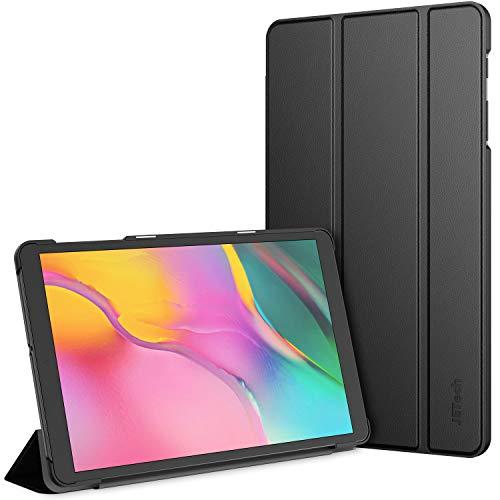 JETech Custodia Compatibile Galaxy Tab A 10.1 2019 (SM-T510/T515), Nero