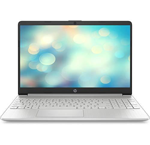 HP 15s-fq1075ns - Ordenador portátil de 15.6' HD (Intel Core i3-1005G1, 8...