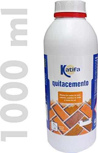 Katifa Quitacemento Antisalitre 1000 ml. Elimina restos de Y