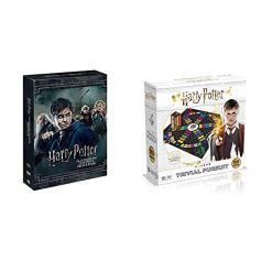 Harry-Potter-Collection-Standard-Edition-8-Dvd-Winning-Moves-Harry-Potter-Trivial-Pursuit-Ultimate-Edition-Gioco-da-Tavolo-WM00212-ITA-4