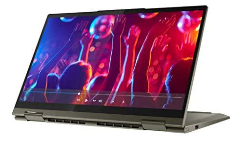 Lenovo - Yoga 7i 2-in-1 14' Touch Screen Laptop - Intel Evo Platform Core i5 - 8GB Memory - 512GB Solid State Drive - 82BH000 - TWE Cloth (12GB   512GB SSD)