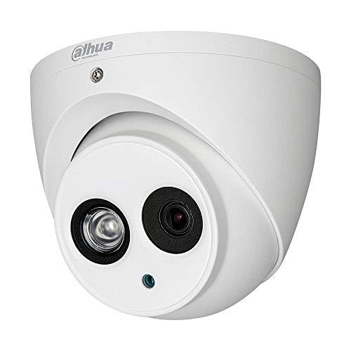 Dahua Technology hac-hdw1200em-0280b–fotocamera Domo hdcvi 4in 1(2m, 1080p, IR 50m, 2.8mm, IP67) Colore Bianco