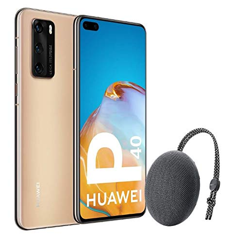 Huawei P40 5G - Smartphone de 6,1' OLED (8GB RAM + 128GB ROM, 3x...
