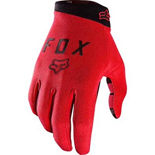 Fox Head Mens Ranger Bike Safety BMX MTB Gloves (Black/Grey, X-Large)