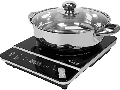 Rosewill Induction Cooker 1800 Watt, Induction Cooktop,...