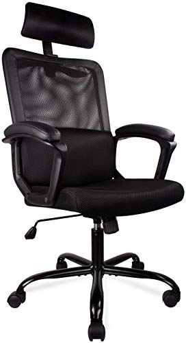 Smugdesk Office Chair, High Back Ergonomic...