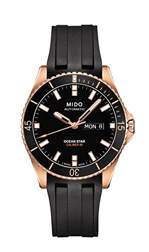 Mido Ocean Star Captain Herren-Armbanduhr 42.5mm Automatik M026.430.37.051.00