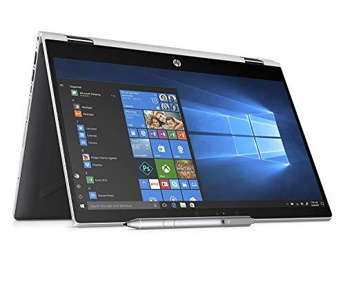 HP - PC Pavilion x360 14-CD0015NL PC Convertibile, Intel Pentium Gold 4415U, 8 GB di RAM, 128 GB...