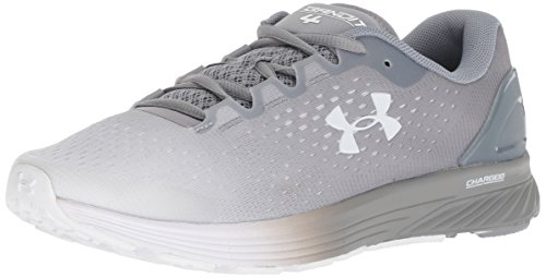 Under Armour Women Ua Charged Bandit 4 White Running Shoes-2.5 (3020357-102)