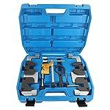 MR CARTOOL S63 Engine Camshaft Timing Locking Tool Kit, Engine Timing Chain Management Tool Camshaft Drive Belt Locking Tool Set Compatible for B-M-W M3 M5