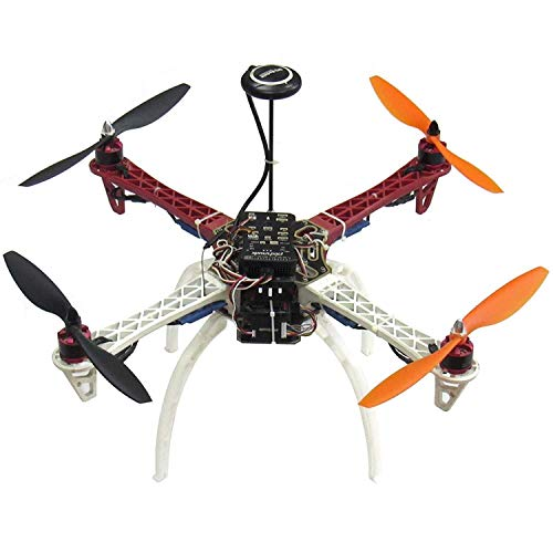 Drohneks Fai da Te F450 Quadricottero a 4 Assi Quadhater Pixhawk Flight Control 7M GPS Simonk 30A ESC 2212-920 Motore