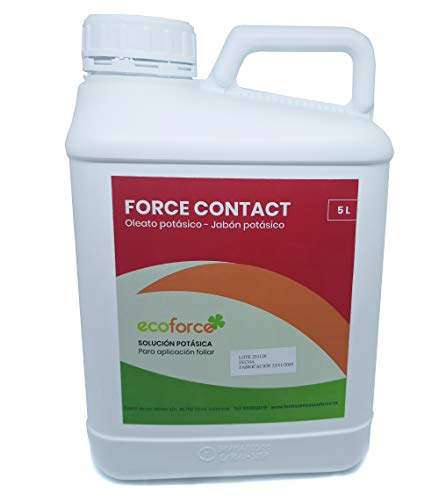 CULTIVERS Jabón Potásico Bio. Actúa por Contacto. Multiple usos, Solución Potásica 100% Natural