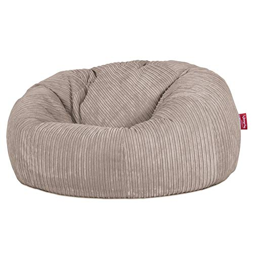 Lounge Pug®, Pouf Divano, Sacco, Corda Classica - Visone