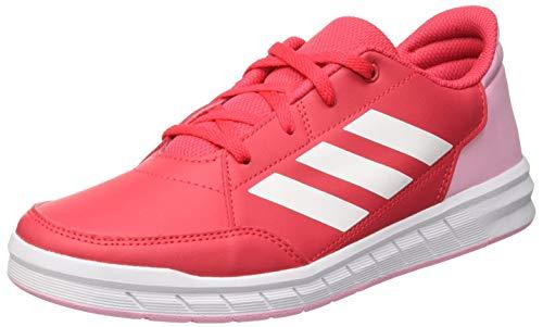 adidas Altasport K Zapatillas de Gimnasia Unisex Niños, Rosa (Active Pink/Ftwr White/True Pink Active Pink/Ftwr White/True Pink), 38 2/3 EU (5.5 UK)