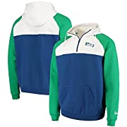 Material: 80% Cotton/20% Polyester Front pouch pocket Rib-knit cuffs and waistband Scuba hood with drawstring Fleece lined