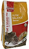 AIME Nourriture pour Rat et Souris, NUTRI'BALANCE SAVOUR MIX,...