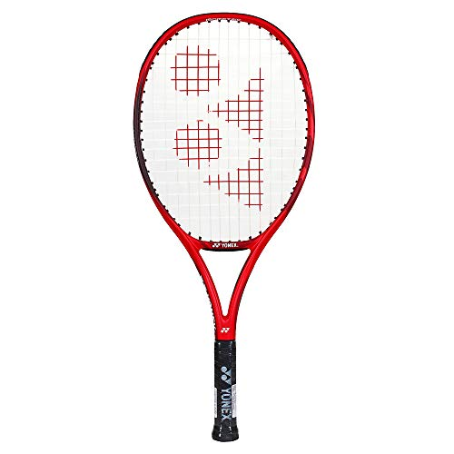 Yonex V CORE 26 Strung Tennis Racquet, Grip Size - G0 (Flame Red)