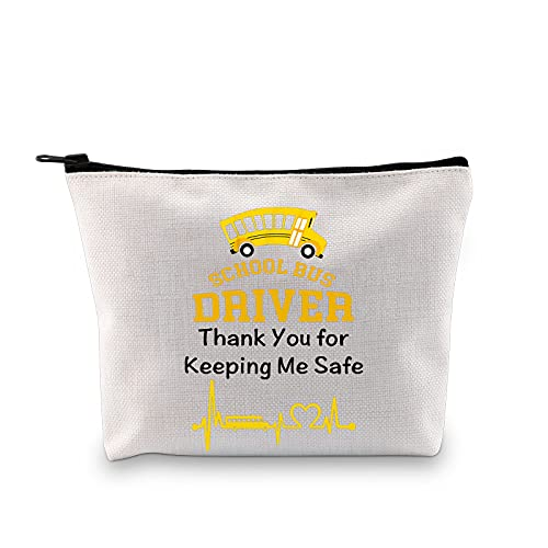 G2TUP Bus Driver Appreciation Toiletry Bag Thank You for...