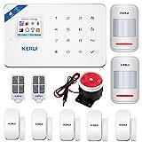 KERUI-W18 WiFi GSM SMS APP Télécommande Système d'alarme de sécurité...