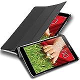 Cadorabo Coque Tablette pour LG G Pad 8.3 V500 en Noir Satin – Housse...