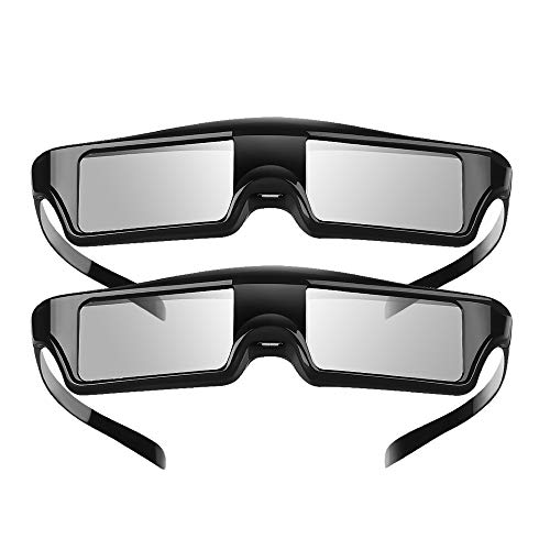 41mYa2SbS0L - The 7 Best 3D Active Glasses in 2020