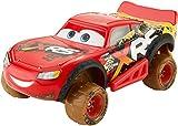 Disney Cars - Vehículo XRS Rayo McQueen, coches de juguetes niños +3 años (Mattel GBJ36) ,...