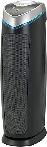Germ Guardian True HEPA Filter Air Purifier with UV Light Sanitizer, Eliminates Germs, Filters Allergies, Pollen, Smoke, Dust Pet Dander, Mold Odors, Quiet 22 inch 4-in-1 Air Purifier for Home AC4825E