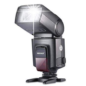 Neewer TT560 Flash Speedlite for Canon Nikon Panasonic Olympus Pentax and Other DSLR Cameras