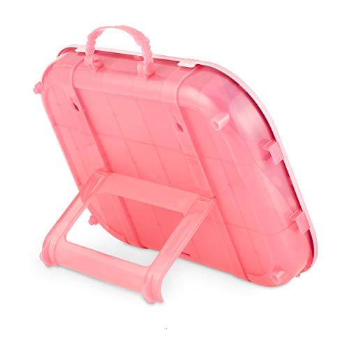 Image 3 - MGA- Coffret de Rangement et Jouet L.O.L. Surprise Défilé de Mode ambulant avec poupée: Light Pink Toy, 562696, Multicolore