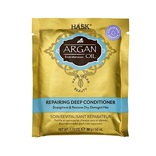 Hask Argan Oil, Aceite para el cabello - 50 gr.