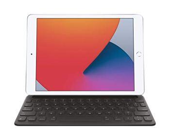 המקלדת הטובה ביותר לאייפד רגיל 10.2״ ו-10.5״: Apple Smart Keyboard for iPad 7, 8 and iPad Air 3