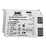 3AAA YZ-140EAA T5-C G10q 40W 220-240V AC Ballast Électronique T5 Anneau...