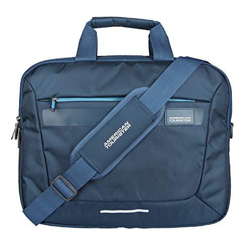 American Tourister Unisex Messenger Bag (Navy)